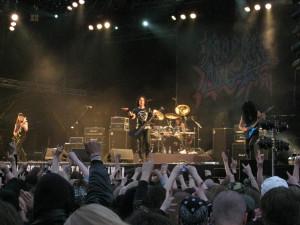 Morbid Angel i Malmö