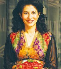 Laleh Maghonaki – Matlagning och konsert för integration