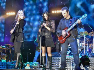 The Corrs i London