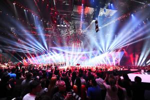 Eurovision Song Contest 2016 och andra konserter i Stockholm