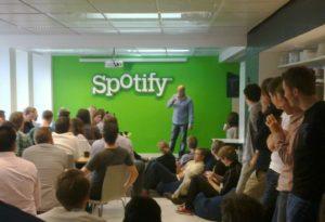 Spotify Spellistor skapar ny marknadsföringskanal