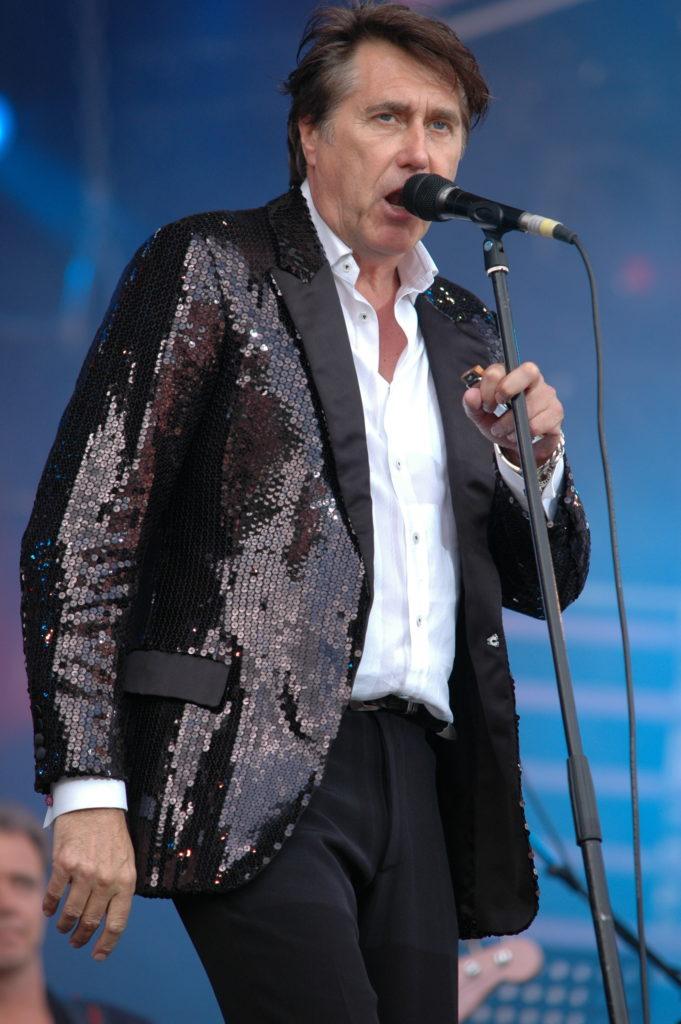 Bryan Ferry – Stockholm WaterFront 7:e Maj