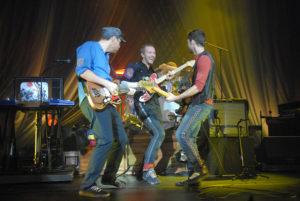 Coldplay i Stockholm