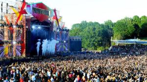 Konserter i Sverige i sommar
